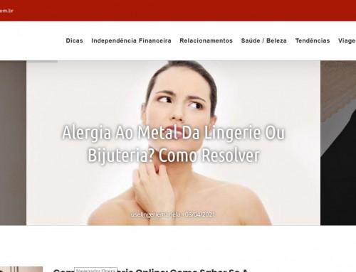 Blog Lingerie