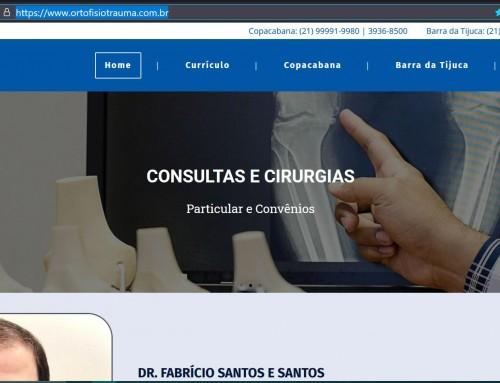 Site Dr. Fabricio